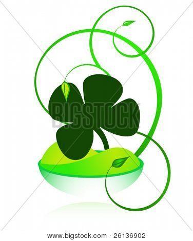 Lucky Green Clover