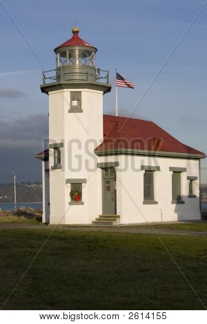 Vashon Island Point Robinson Lighthouse
