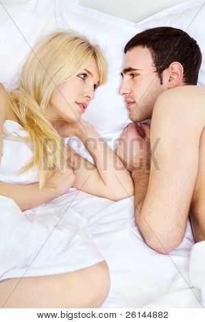 Sweet Talks On Pillow