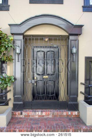 Fancy Doorway