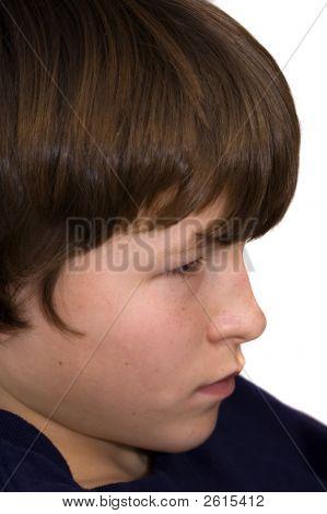 Portrait Of 12 Year Old Boy