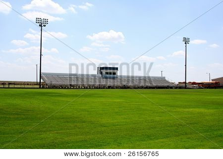 Football practice Field