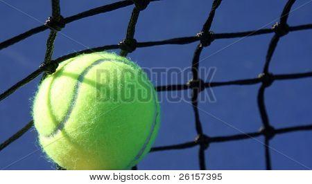 Against the net