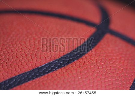 Basketball abstract background