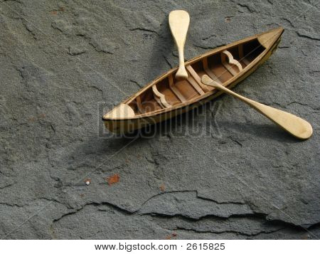 Toy Canoe