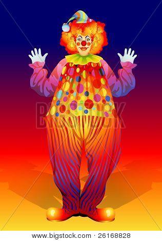 Clown In Trousers