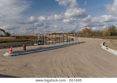 Construction 23 Road