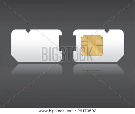 Vector SIM card