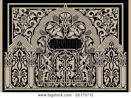 East Decorative Pattern