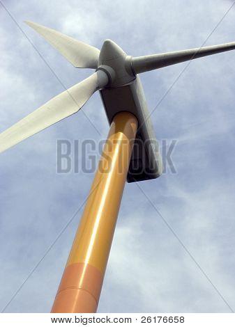 Modern windmill 2