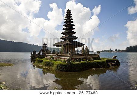 Hindu - Buddhist temple