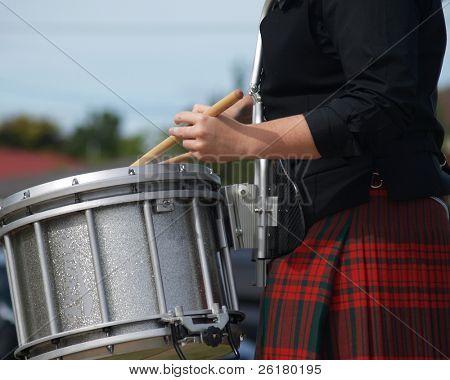 The Drummer's Hands