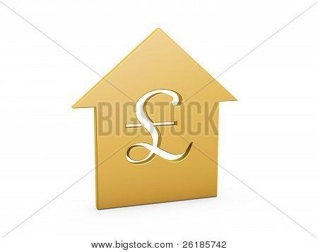 Pound House Symbol