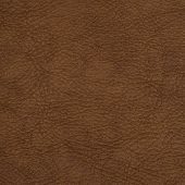 Light Brown Leather Texture Surface. Close-up Of Natural Grain Cow Leather Light Brown Leather Textu poster