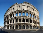 pic of spqr  - The Colosseum - JPG