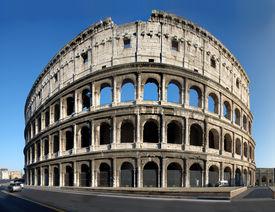 image of spqr  - The Colosseum - JPG