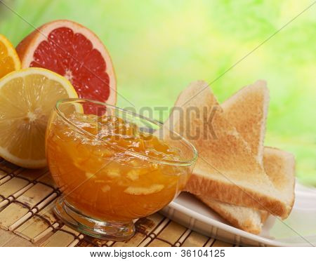 Marmalade For Breakfast