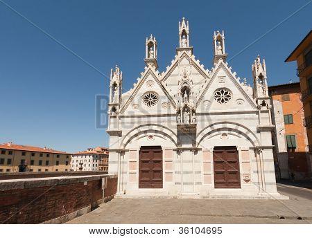 Chapel Santa Maria della Spina