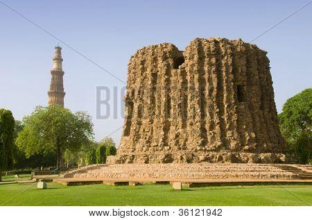 Alai Minar, Delhi, India, Delhi