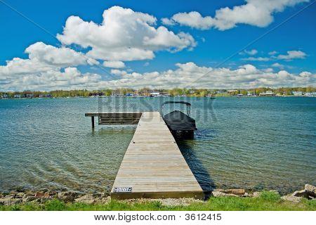 Sturgeon Bay Dock