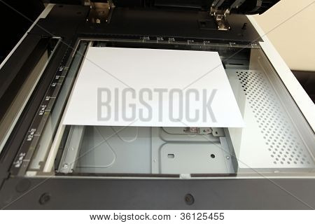 Details Of Laser Copier And Paper