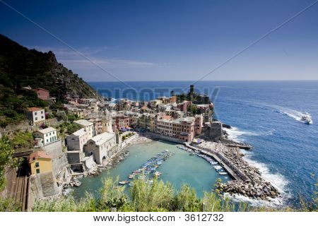 Italian Fishing Village