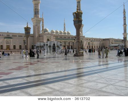 Prophets Mosque, Madinah