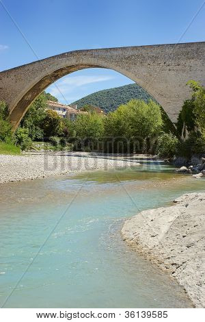 The Pont De Nyons, Provence, France