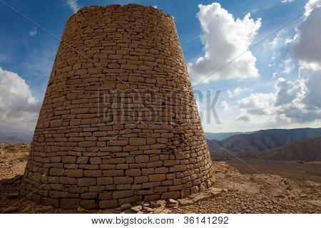 Ancient burial site - Oman