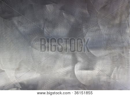Brushed Metal Background 2