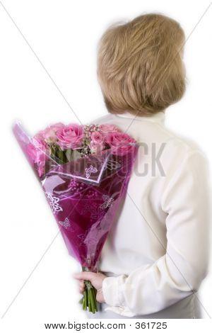 Surprise Rose Bouquet