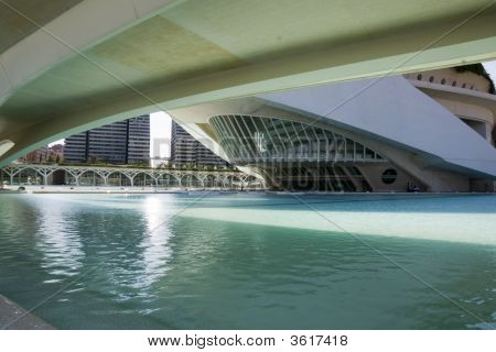 The Bridge In Valencia
