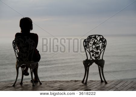 Sitting And Thinking