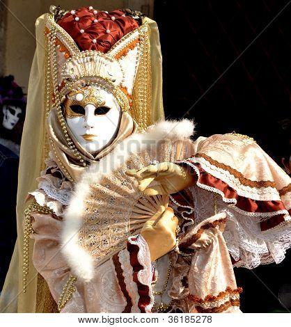 Venice Carnival Mystic