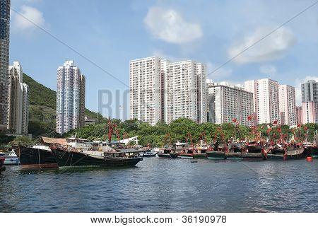 Aberdeen In Hong Kong