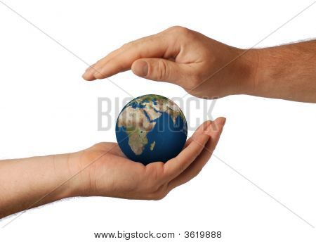 Planet The Earth