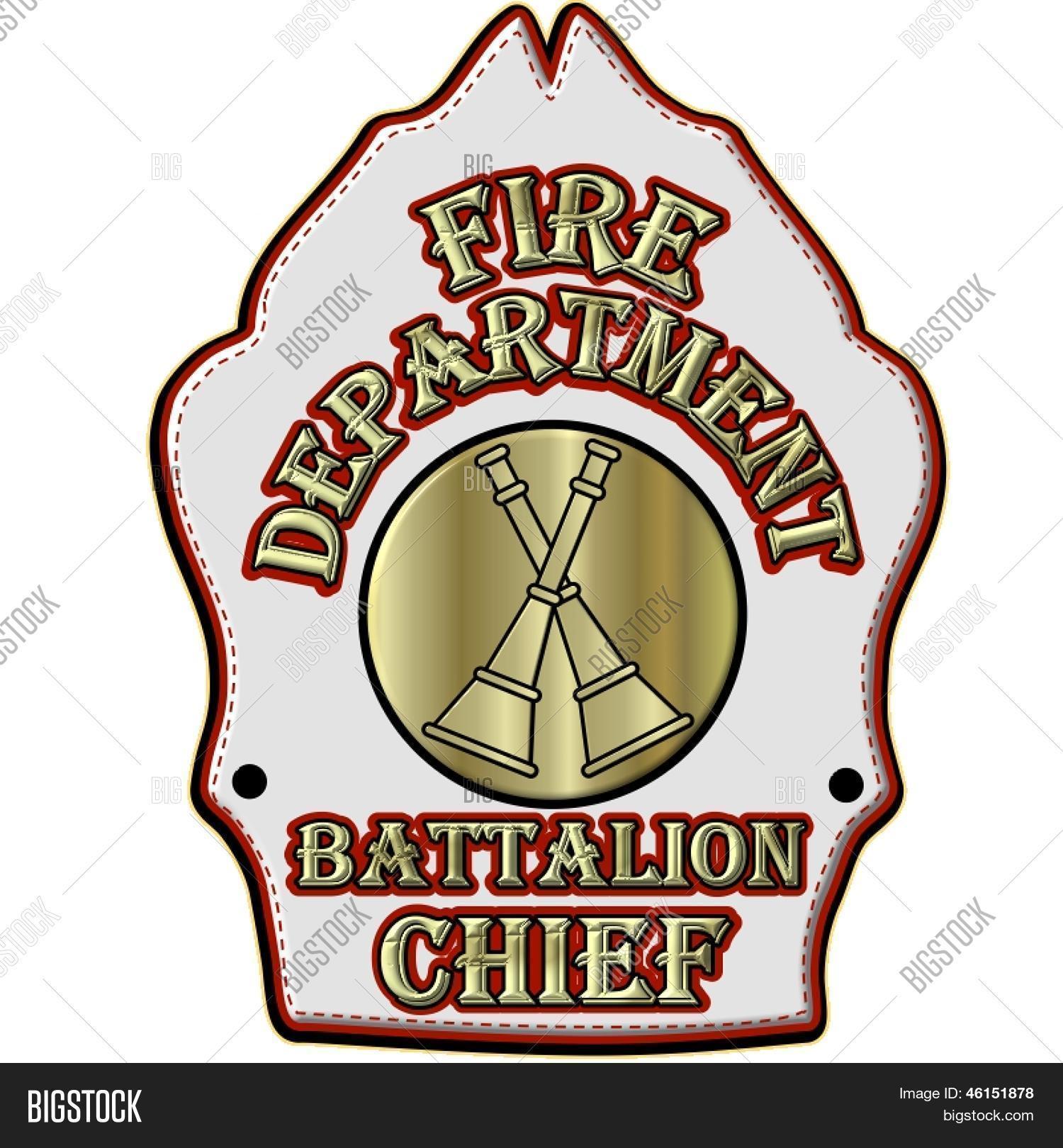 fire department battalion chief helmet shield stock photo stock images bigstock. Black Bedroom Furniture Sets. Home Design Ideas