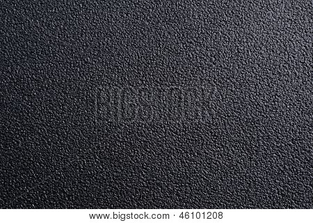 Negro antideslizante Mat