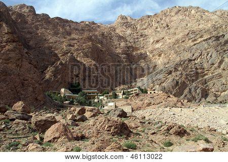Zoroastrian Monastery