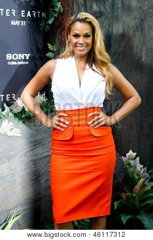 NEW YORK - MAY 29: Actress Sheree Fletcher attends the premiere of
