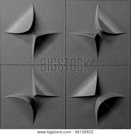 Tileable Texture - Black