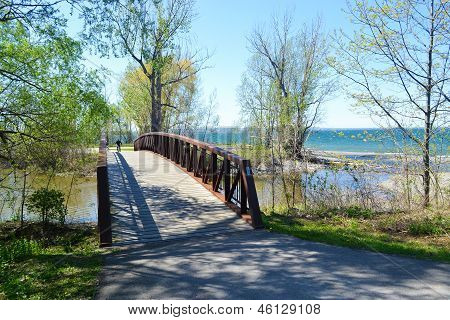 Bridge Over Small River.
