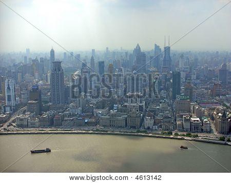 Skyline Shanghai, China