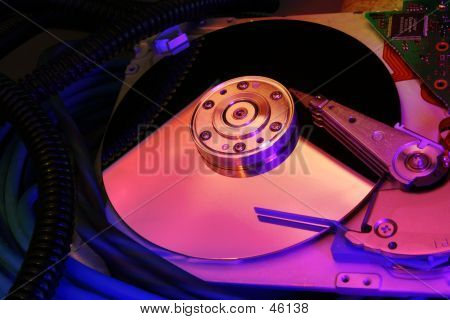 Hard Drive (horizontal)