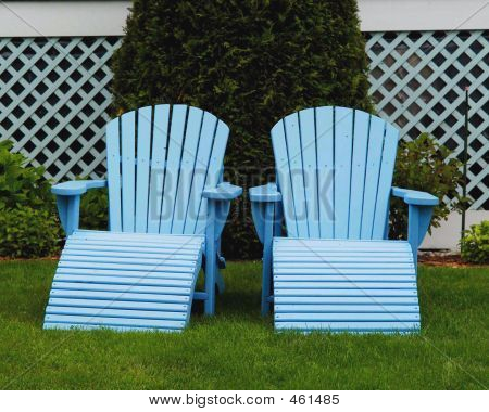 Macinac Island Chairs