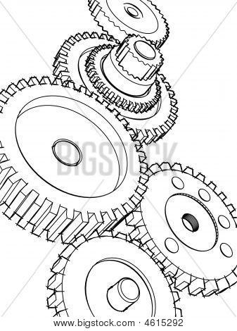 Gear Sketch