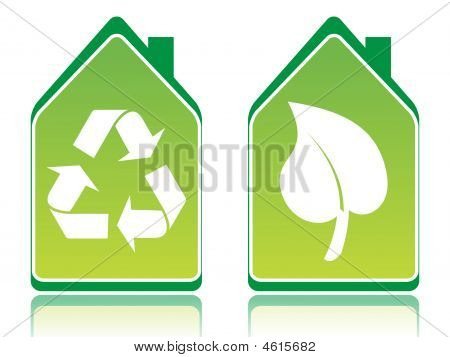 Green Ecology Houses