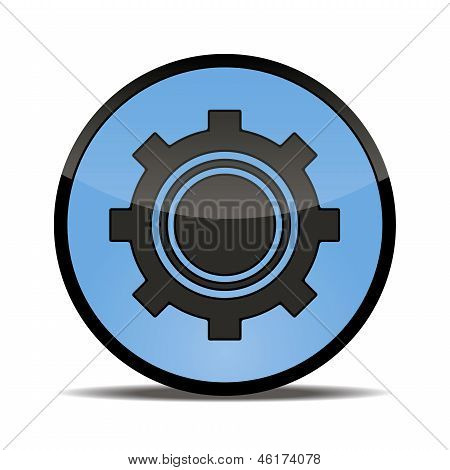 blue button setting for your use