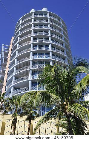 Ocean drive buildings