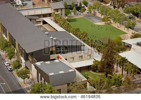 New Inner City School